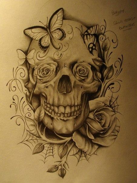 Tattoo sketches тату эскизы